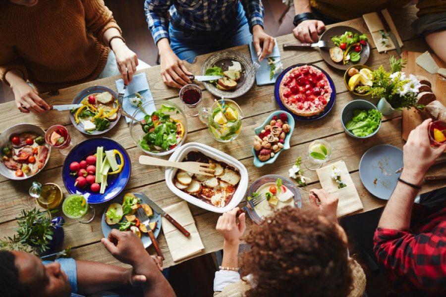 The Sacred Ritual of Eating